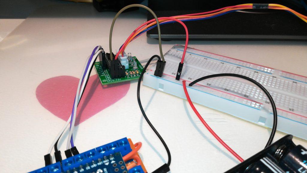 Сборка ULN2003 и Arduino Nano